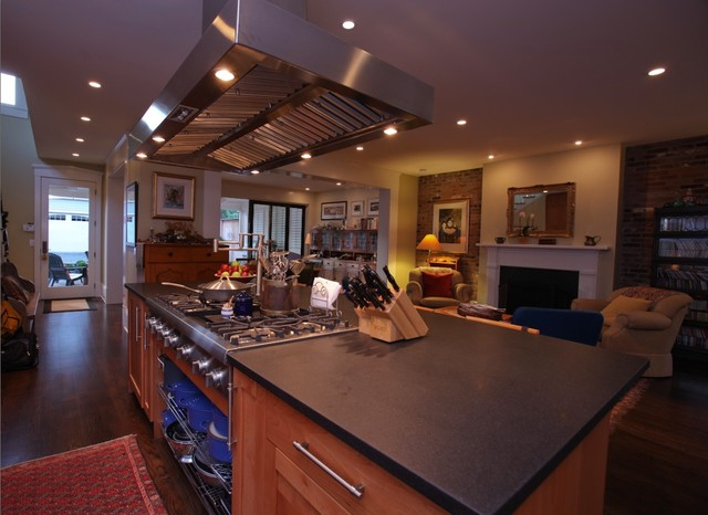 DeVilliers Project contemporary-kitchen
