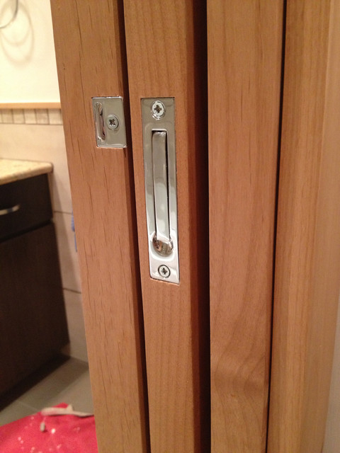 Lock For Bathroom Pocket Door Terry Love Plumbing