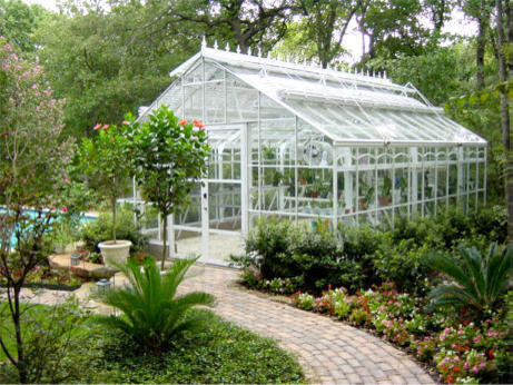 Traditional Classic Greenhouse  Design greenhouses
