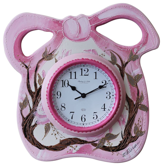 Bow Clock traditional