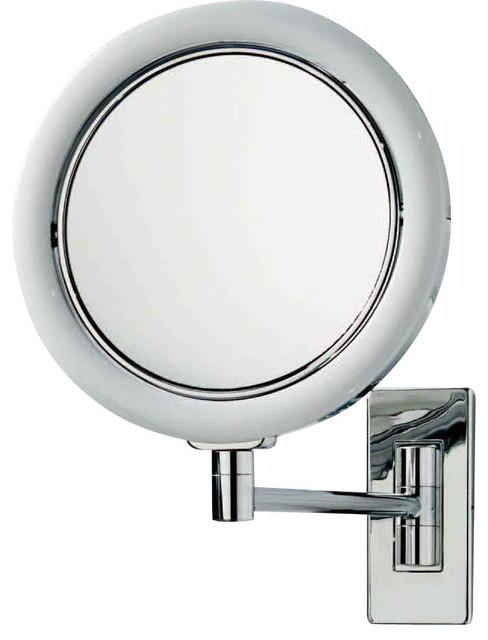 Smile 703 Illuminated Magnifying Mirror Contemporary
