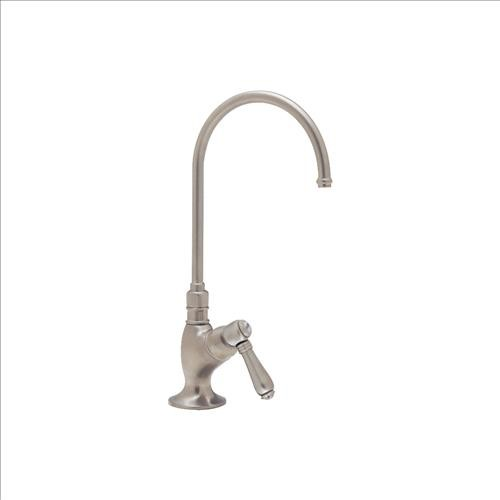 Rohl Kitchen A1635LMSTN-2 Kitchen Faucet contemporary-kitchen-faucets