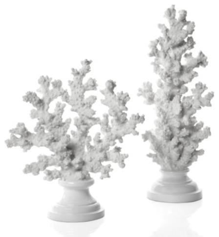 Faux Fan Coral modern-ceiling-fans