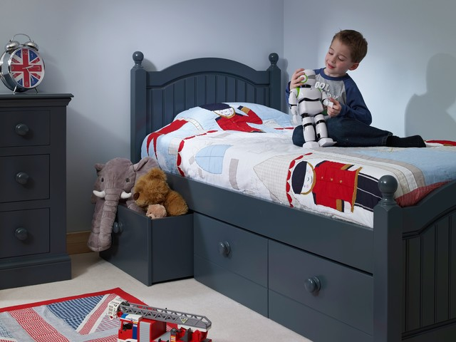 A Space Saving Childrens Bed Contemporary Kids Beds