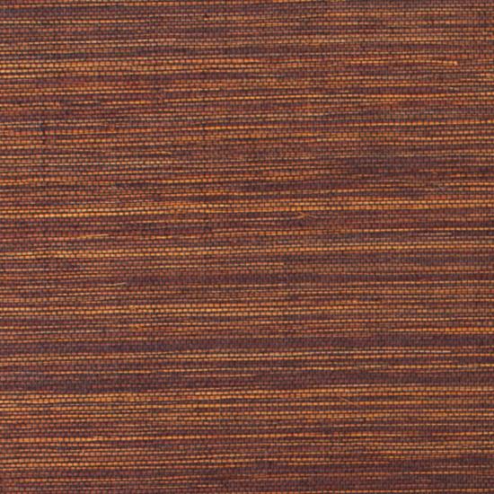 Sisal Bronze Grass Cloth Wallpaper, Double Roll beach-style-wallpaper