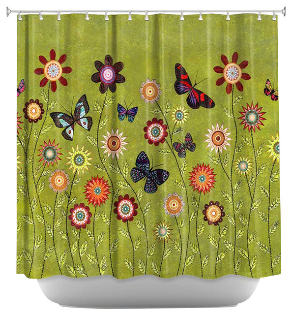 Displaying 19 gallery images for bohemian shower curtain