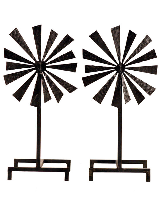 Philip Nimmo Fire Screens and Accessories - Il Sole Andirons