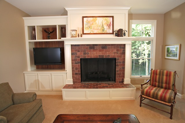 2012 Custom Built Home fireplaces