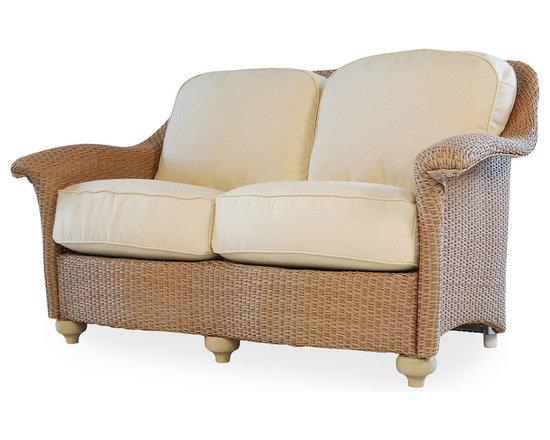 Lloyd Flanders Oxford Love Seat -