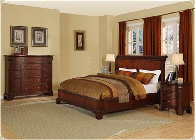 Bedroom Fantasies traditional-beds