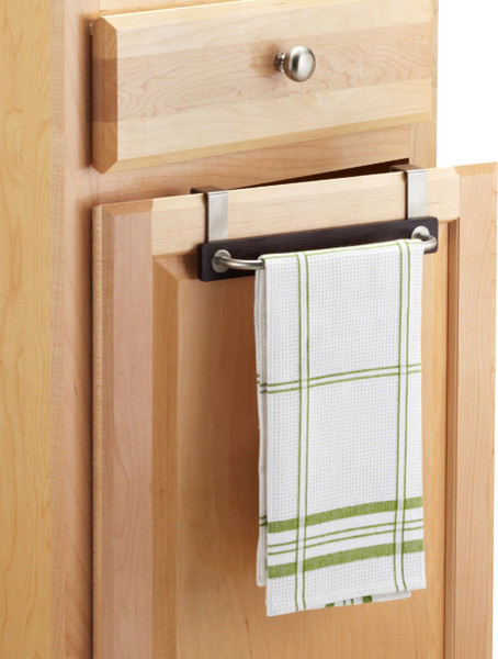 Formbu Overcabinet Towel Bar - Contemporary - by The Container Store