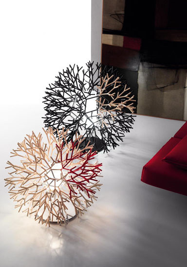 CORAL TABLE LAMP BY PALLUCCO LIGHTING modern-table-lamps