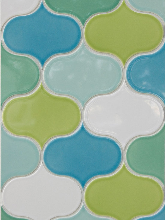 New Releases by Pratt and Larson - Pratt & Larson's new Lantern Shape. Seen here in bright and fun colors!