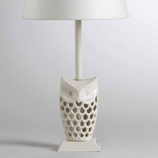 Eclectic Lamp Bases by Cost Plus World Market