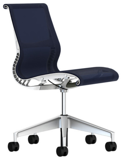 setu chair no arms modern office chairs