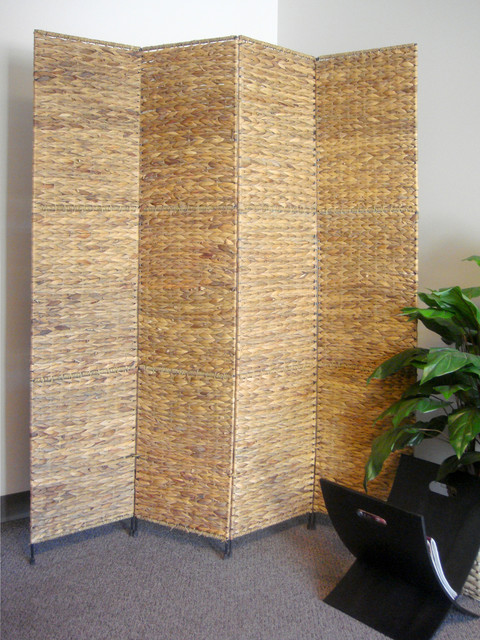 jarkarta folding screen room divider tropical screens