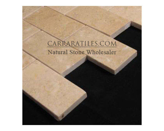 Crema Marfil Marble 3x6 Marble Subway Tile Polished - Crema Marfil 3x6 Marble Subway Tile. Premium grade 3x6 marble subway tile is perfect for both residential and commercial projects. 3x6 marble subway tiles are mainly preferred as floor tiles for their clean, aesthetic qualities. A large selection of coordinating products are available, including Crema Marfil basketweave mosaics, Crema Marfil herringbone mosaics, Crema Marfil hexagon mosaics, 12x12 Crema Marfil marble tiles, 4x4 Crema Marfil marble tiles, Crema Marfil borders, Crema Marfil moldings and Crema Marfil baseboards, each available in polished finishes