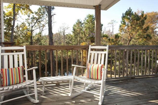 5130 Greenville Loop Road Unit 8D, Wilmington North Carolina traditional-patio