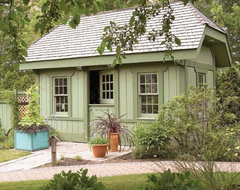 Best Little Garden Shed traditional sheds