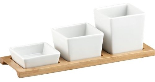 tier 3 bowl server modern-serving-dishes-and-platters