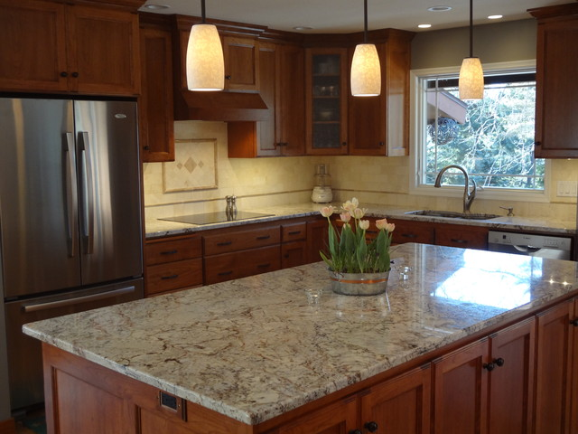 Updated traditional kitchen remodel for Updated kitchen remodels