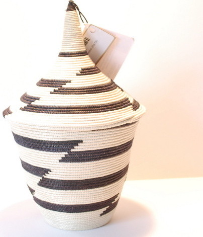 Agaseke Basket eclectic baskets