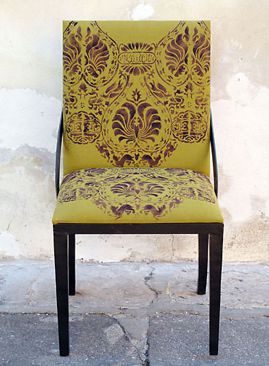 Casa Midy Ixelles Chair eclectic-dining-chairs