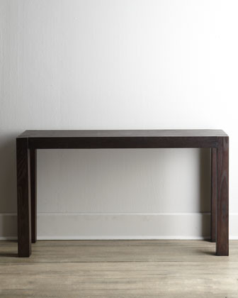 Karington Espresso Console traditional-buffets-and-sideboards