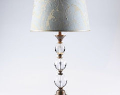 Crystal Table Lamp traditional table lamps