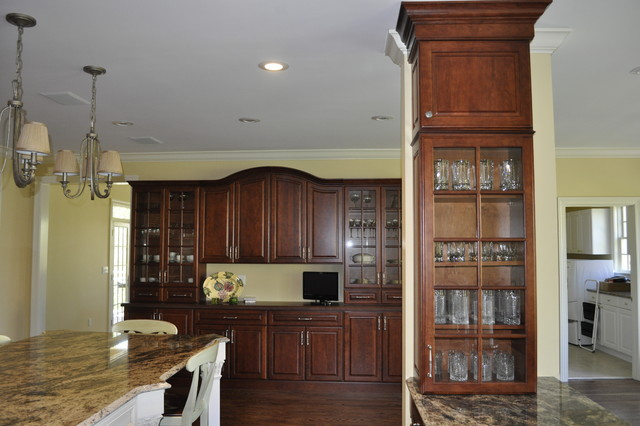 Omega Kitchen Cabinets Omega Cabinets Traditional Kitchen Cabinets