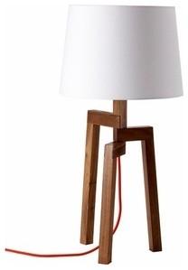 Stilt Table Lamp   Blu Dot modern-table-lamps