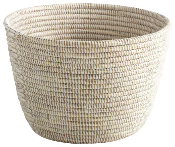 Handmade American Baskets : Small african handmade basket modern baskets by zestt