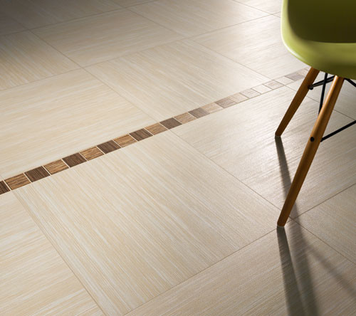 Cream | Canvas | Porcelain Tile Collection by Dom Ceramiche wall-and-floor-tile