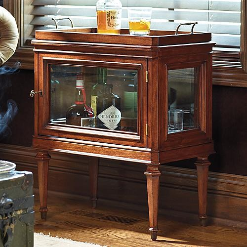Haversham Drink Cabinet - Traditional - Bathroom Vanities And Sink Consoles - by FRONTGATE