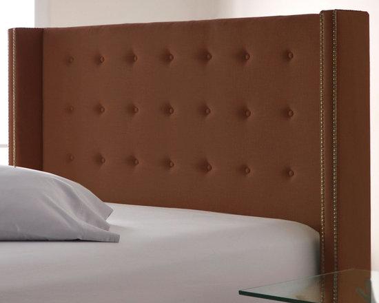 Nate Berkus™ Upholstered Wrap Headboard -