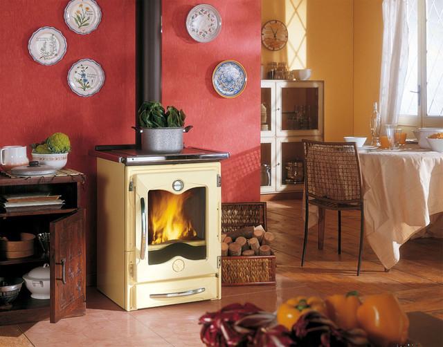 La Nordica Cucinotta Wood Cooker traditional-ovens