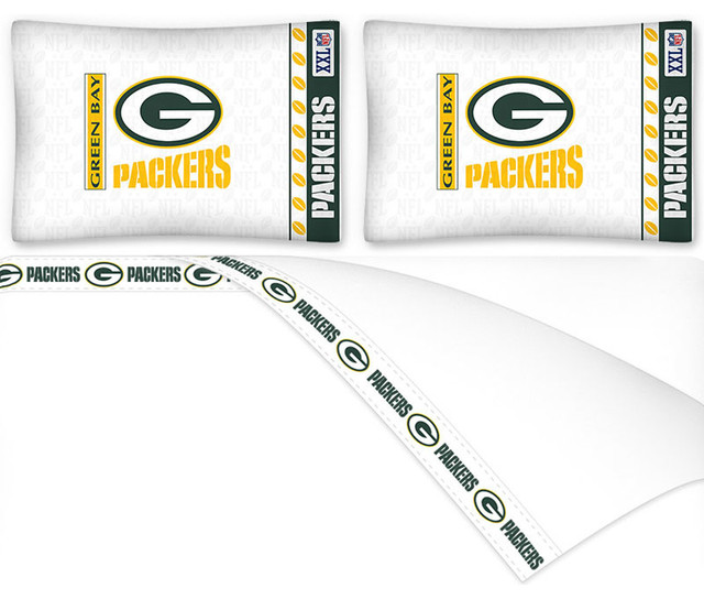Green Bay Packers Toddler Bedding