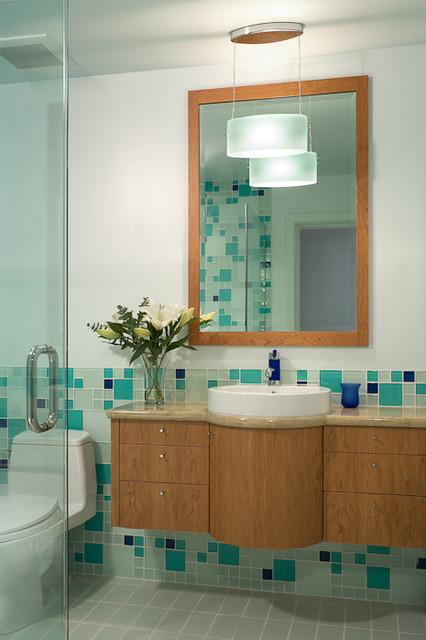 Orinda Home eclectic-bathroom