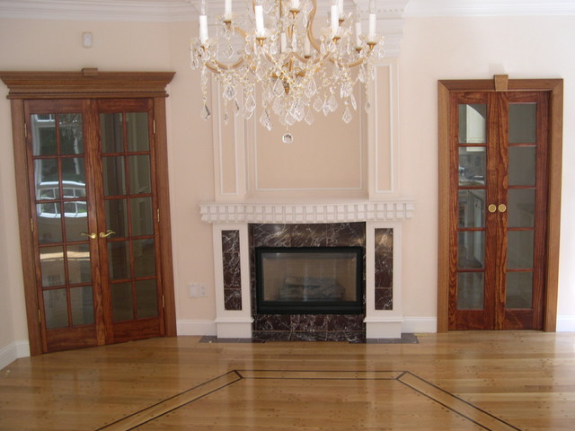 Fireplace surrounds traditional fireplace mantels