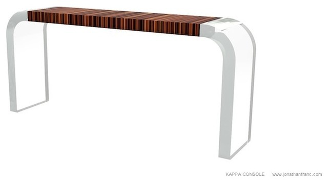 KAPPA CONSOLE modern-side-tables-and-end-tables