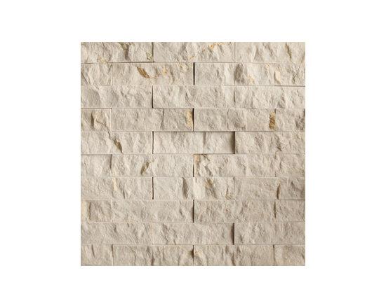 Crema Marfil Split Face Natural Stone Mosaic -