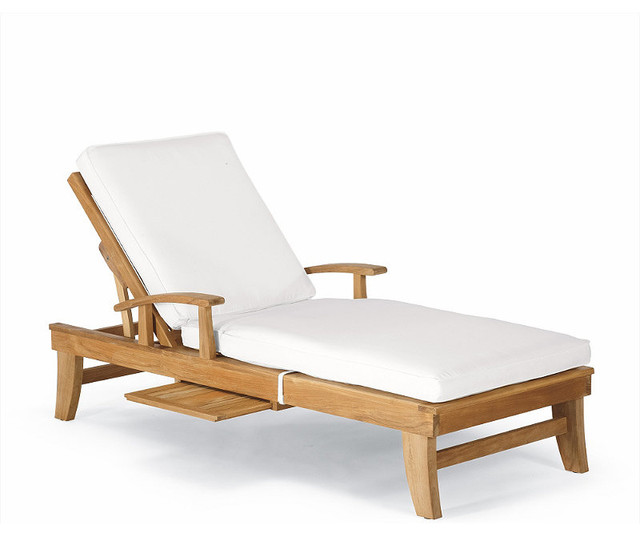 Melbourne outdoor chaise lounge with cushions patio for Chaise furniture melbourne