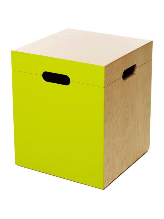 M3 Seat/Storage, Lime -