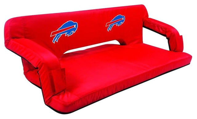 Picnic Time Chairs Buffalo Bills Red Reflex Travel Couch