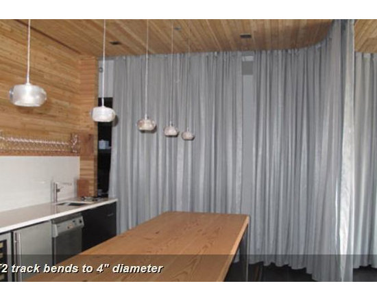 -Bendable Curtain Rod - This is from our new line of bendable rods ...