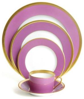 "Haviland ""Laque de Chine"" Dinnerware contemporary-dinnerware"