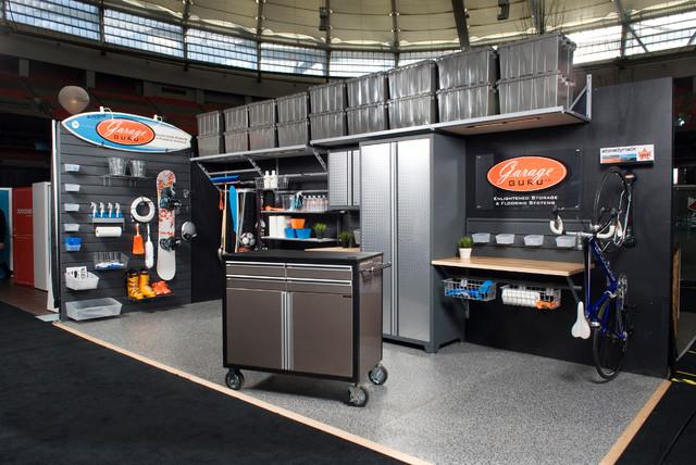 Garage Storage - Industrial - Storage And Organization ...
