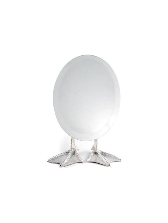 Duck Mirror - Primp every morning with this whimsical duck mirror.