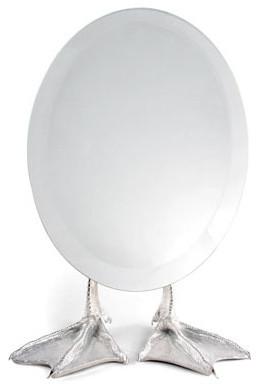 Duck Mirror eclectic-makeup-mirrors