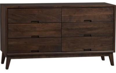 Steppe 6-Drawer Dresser contemporary-dressers